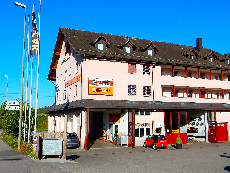 Auerhammer Garage & Pneucenter Marthalen