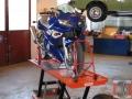Moto- und Roller-Hebebühne